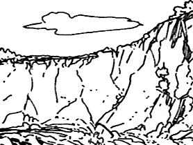 Tahika Cliffs