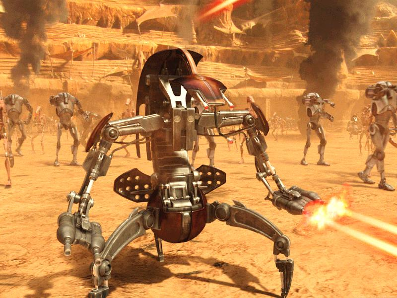 W-series Destroyer Droid