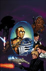 Droids and Ewoks textless cover
