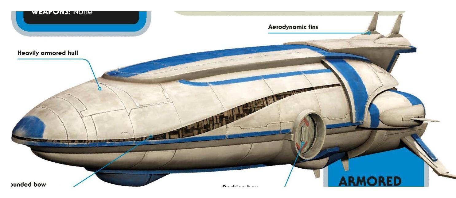 Taylander shuttle