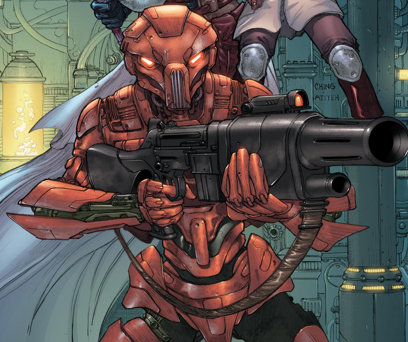 HK-24 series assassin droid