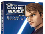 Star Wars: The Clone Wars The Complete Season Three