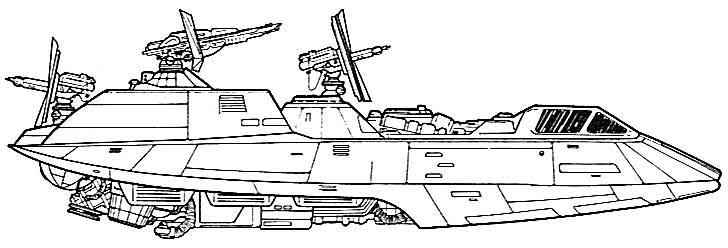 Combat Assault Vehicle