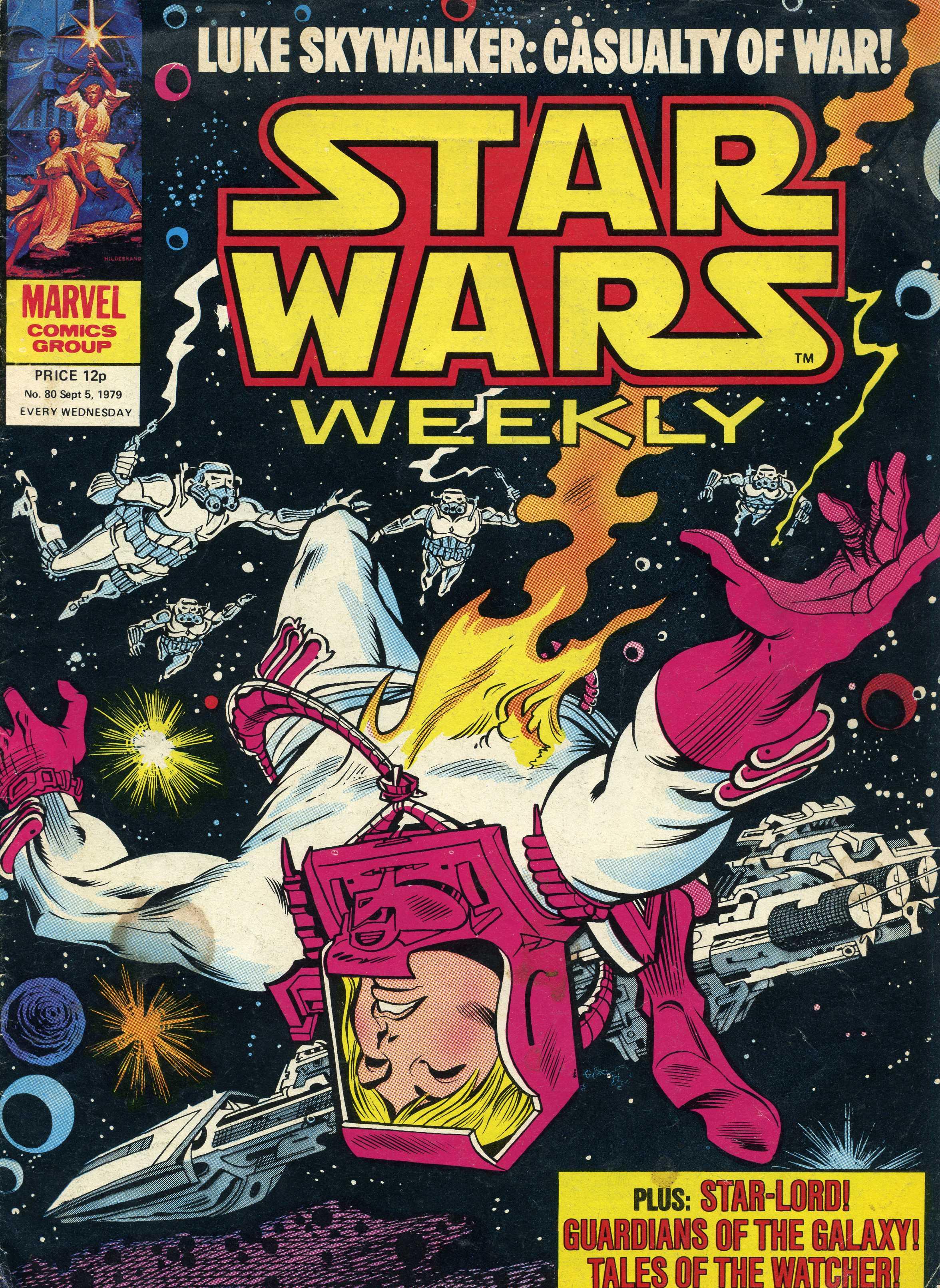 Star Wars Weekly 80
