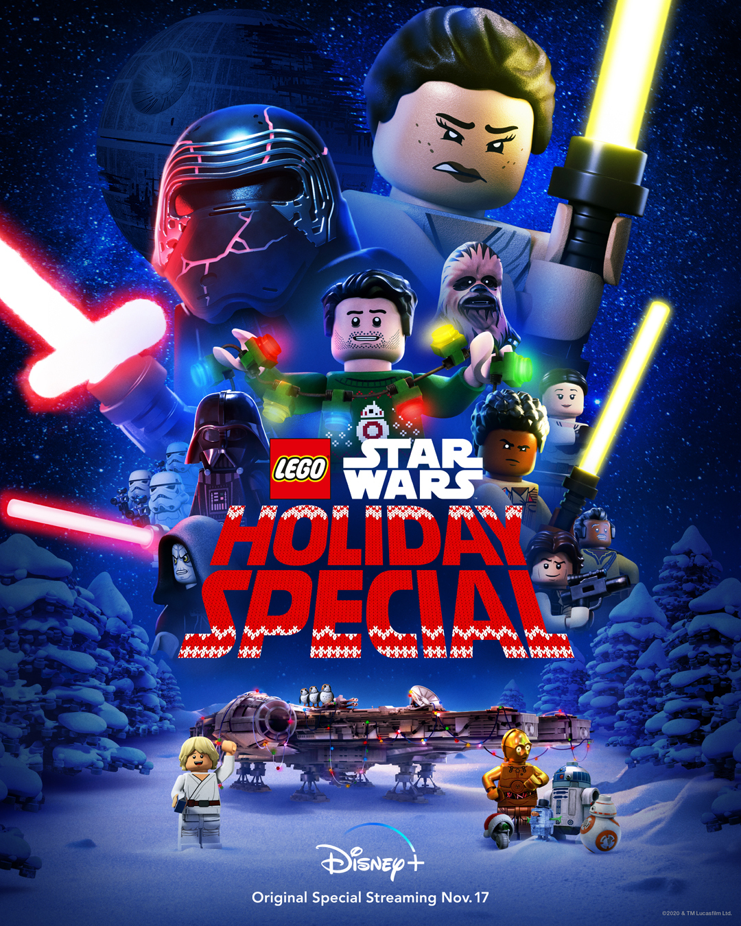 The LEGO Star Wars Holiday Special | Wookieepedia | Fandom