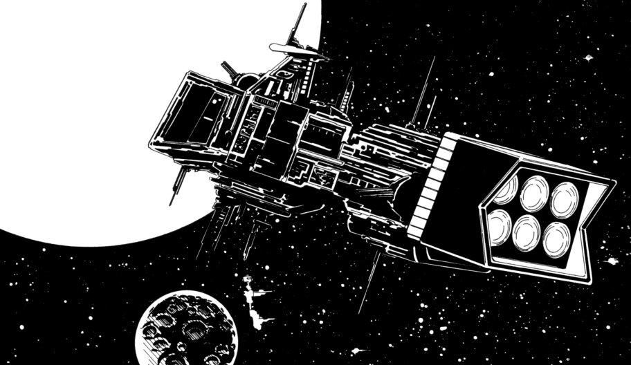 Kiltirin-class dungeon ship