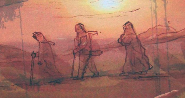 Pilgrim's Road