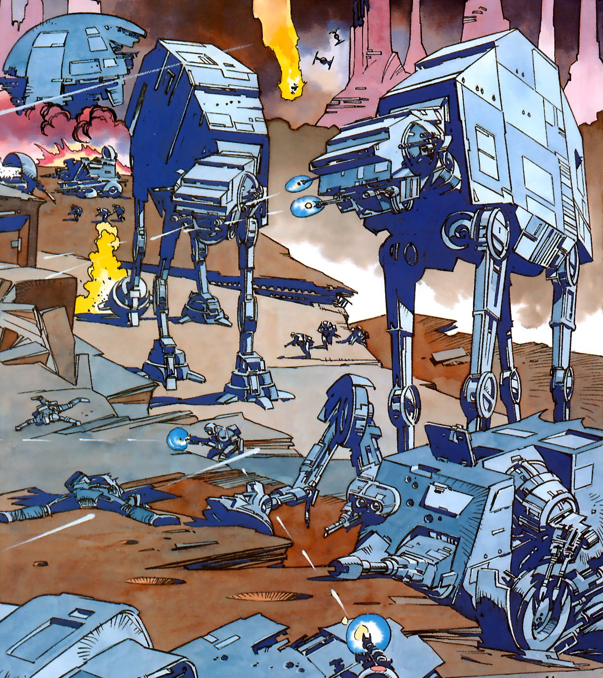 Second Battle of Coruscant