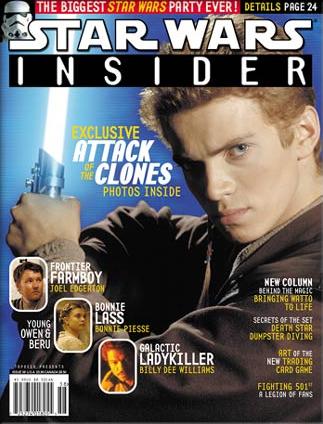 Star Wars Insider 58