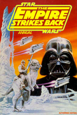 The Empire Strikes Back Annual 1980