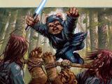 Unidentified Ewok Jedi