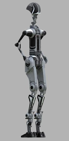 FA-5 Valet Droid