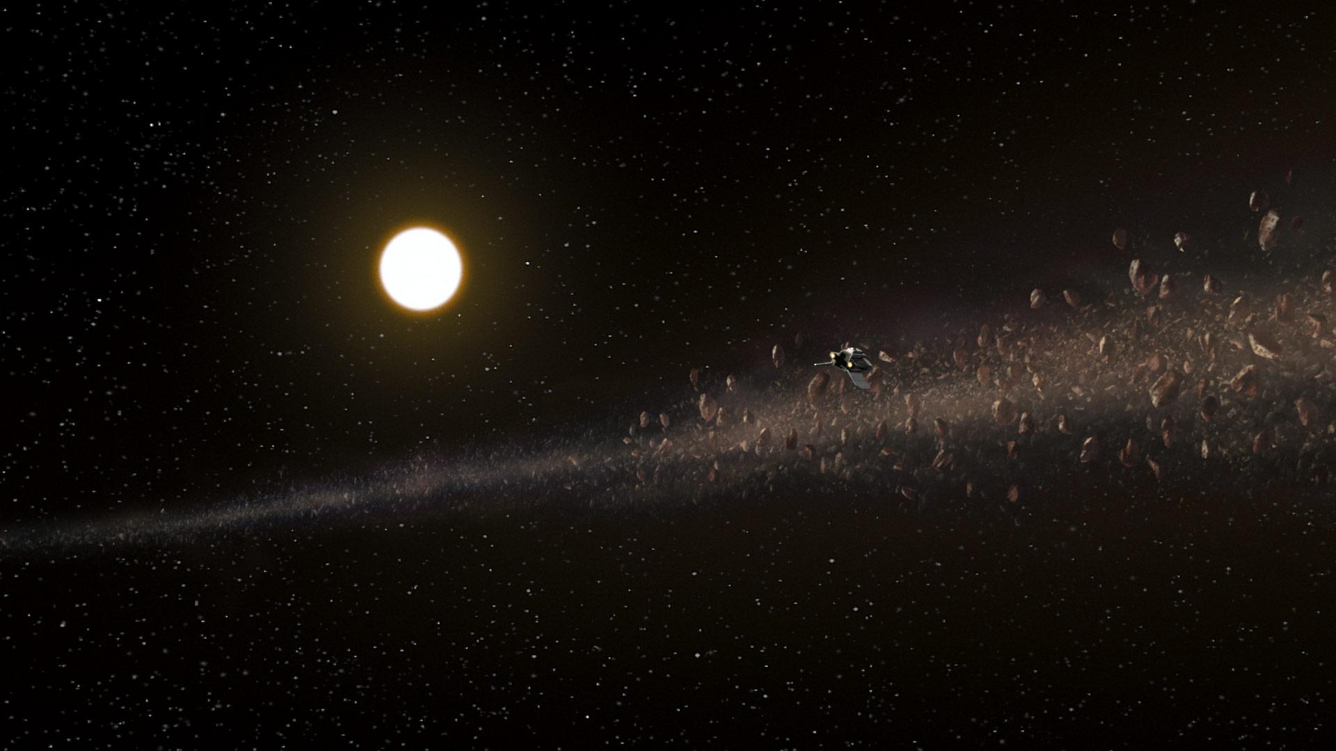 アナクセス小惑星帯