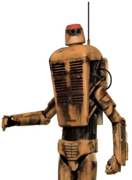B8G labor droid