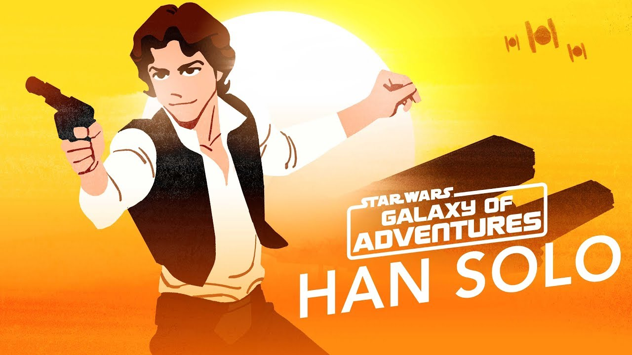 Han Solo - Galaxy's Best Smuggler