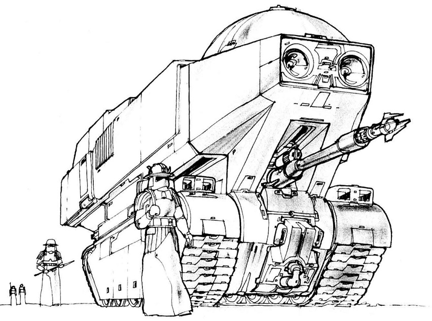 Heavy recovery vehicle