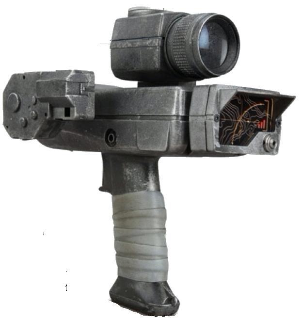 IFTS-4800 tracking gun