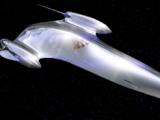 J-type 327 Nubian starship