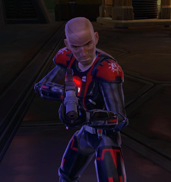 Shadow Fist Marksman