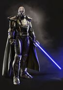 Star Wars The Old Republic Sith warrior 10 BRG