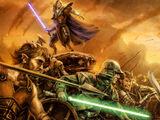 Light and Darkness War