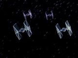 帝国軍スターファイター隊