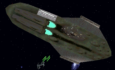 Ardent (MC80a Star Cruiser)