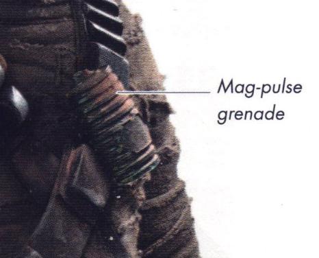 磁気パルス・グレネード