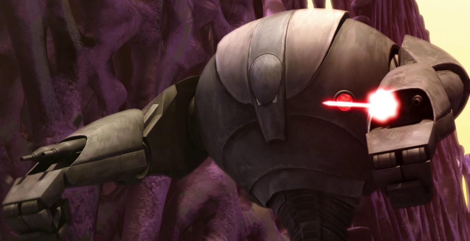 Unidentified B2 super battle droid/Legends
