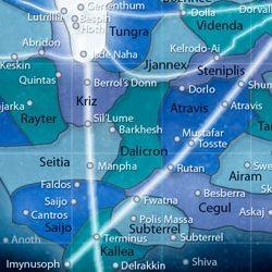 Dalicron sector/Legends