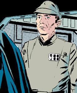 Unidentified Imperial admiral (Griff's successor)