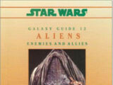 Galaxy Guide 12: Aliens — Enemies and Allies