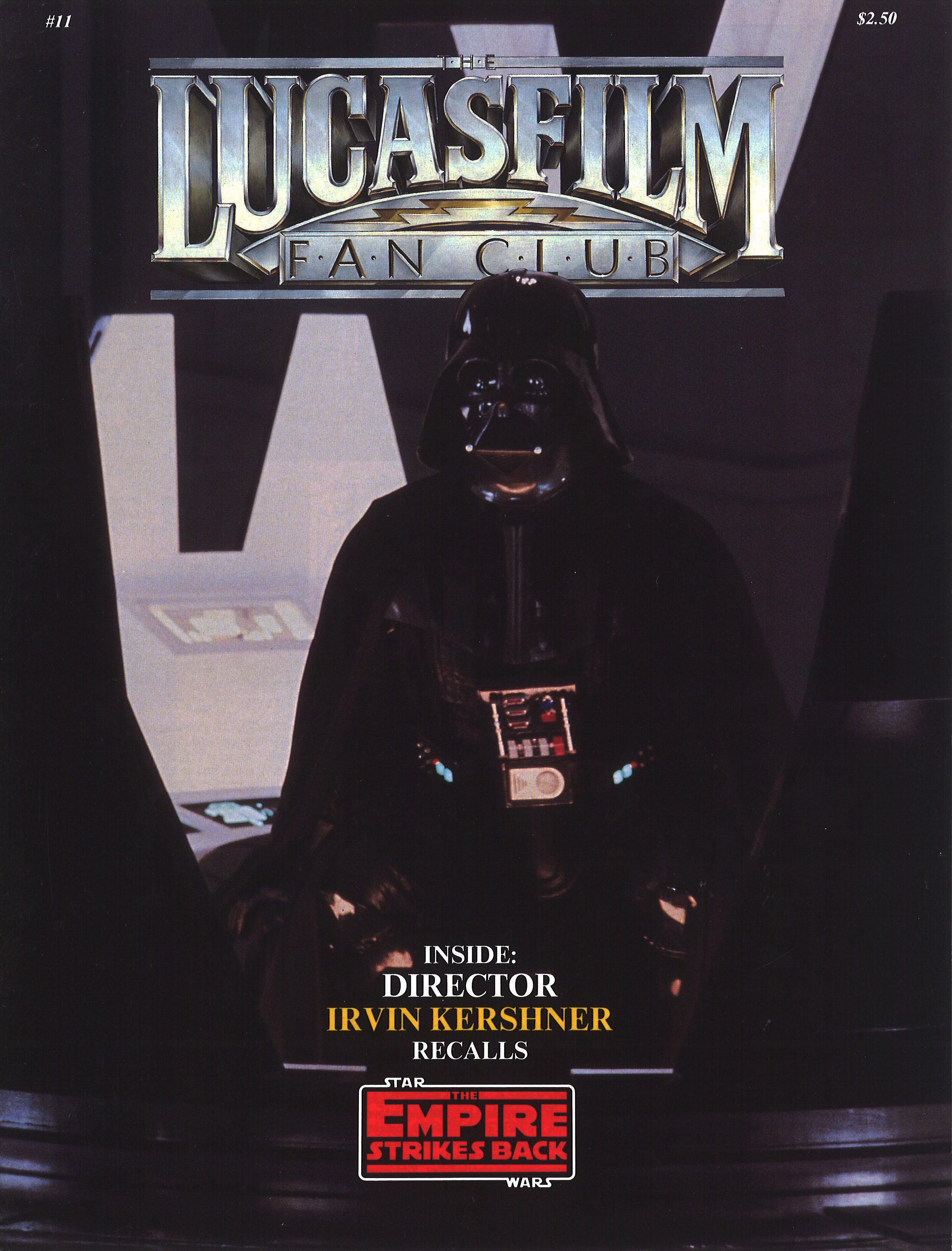 The Lucasfilm Fan Club Magazine 11
