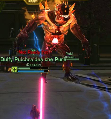 Behemoth Rakghoul di Kaon