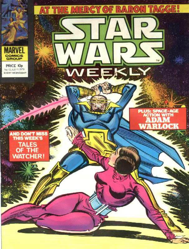 Star Wars Weekly 72