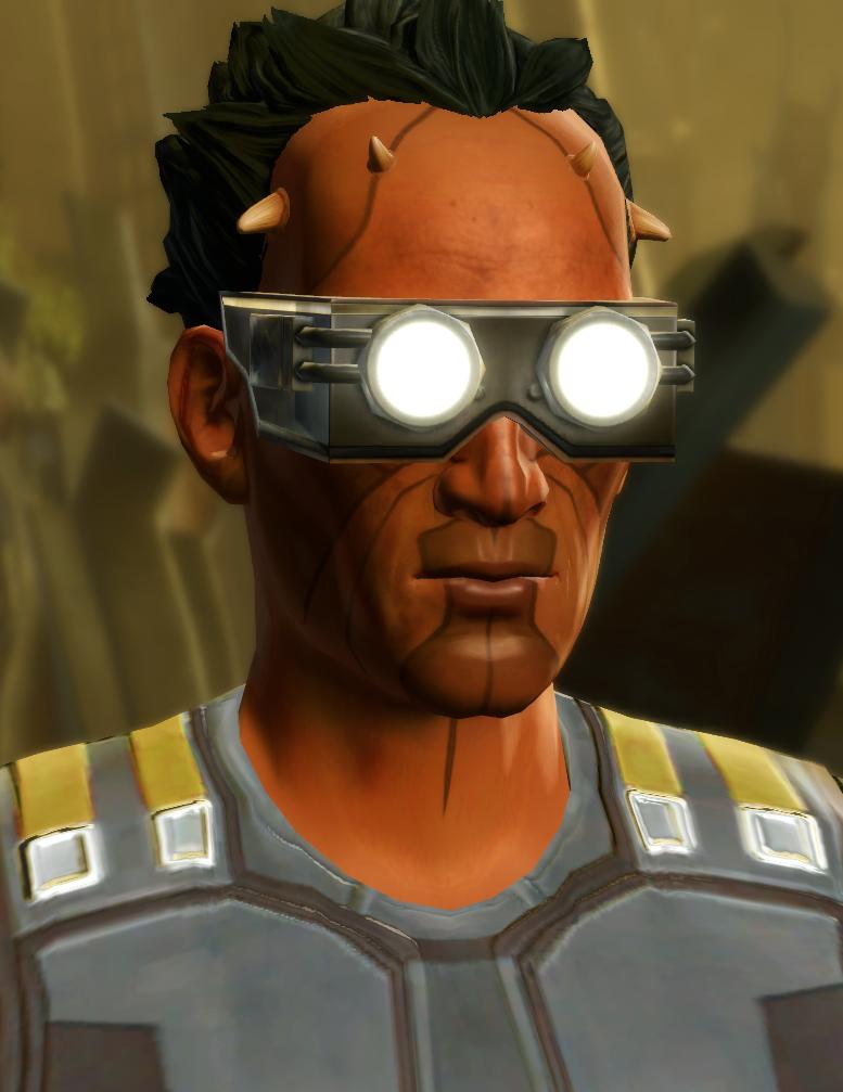 X-1 combat goggles