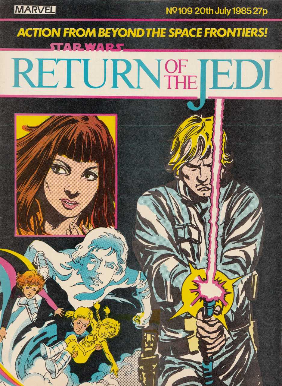 Return of the Jedi Weekly 109