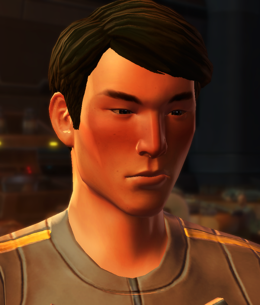 Unidentified Republic soldier (Coruscant Security)