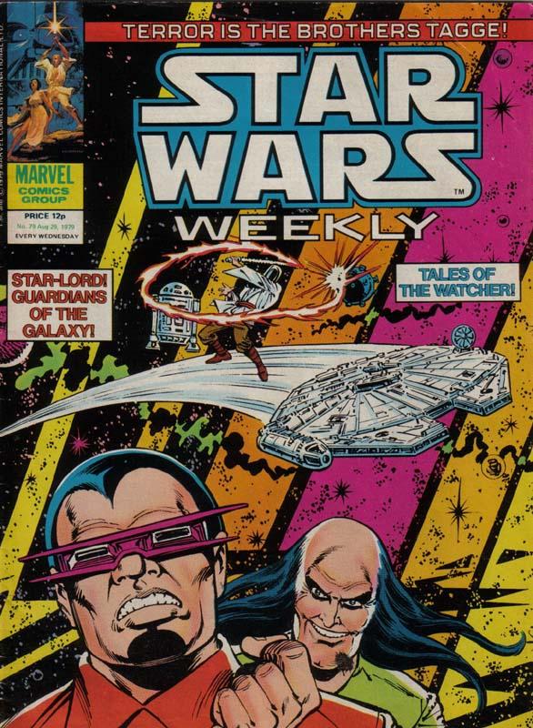 Star Wars Weekly 79