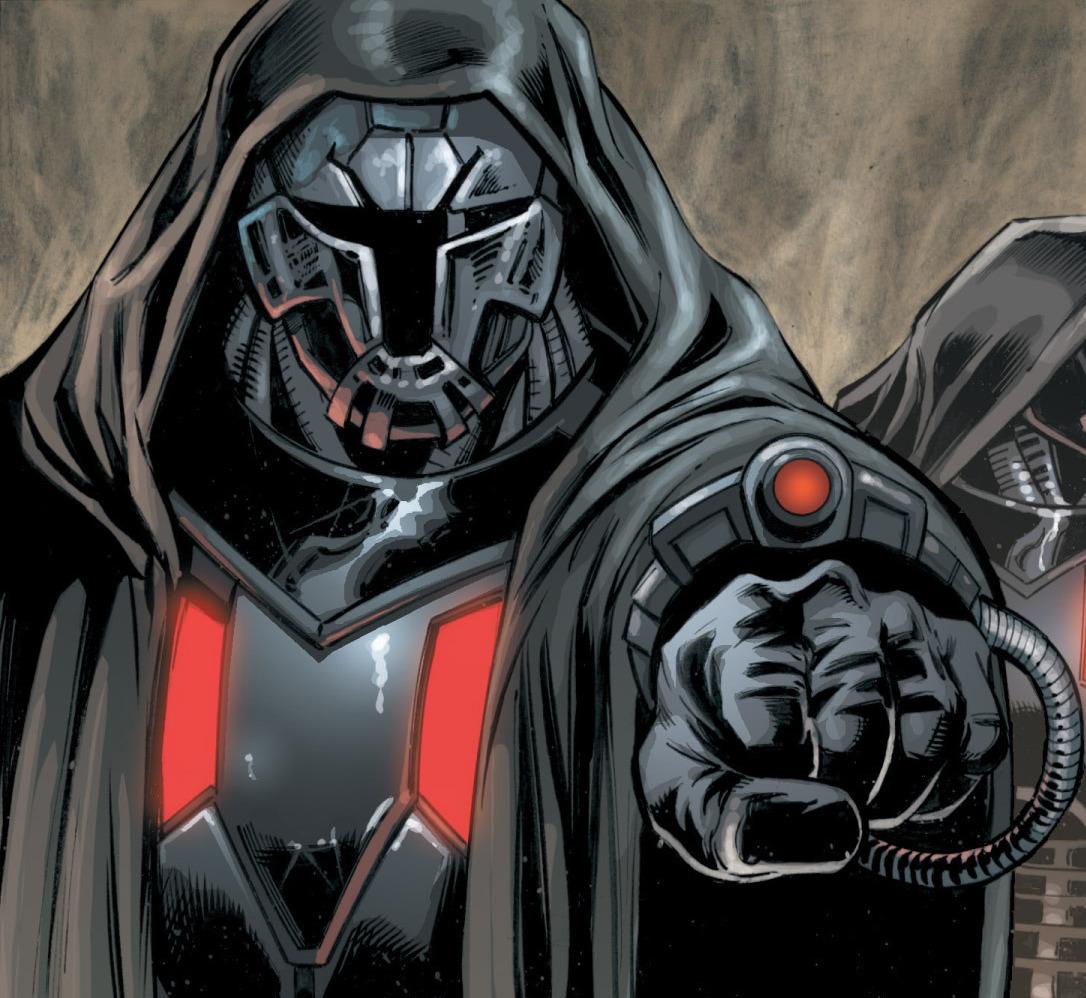 Darth Krayt's Sith trooper