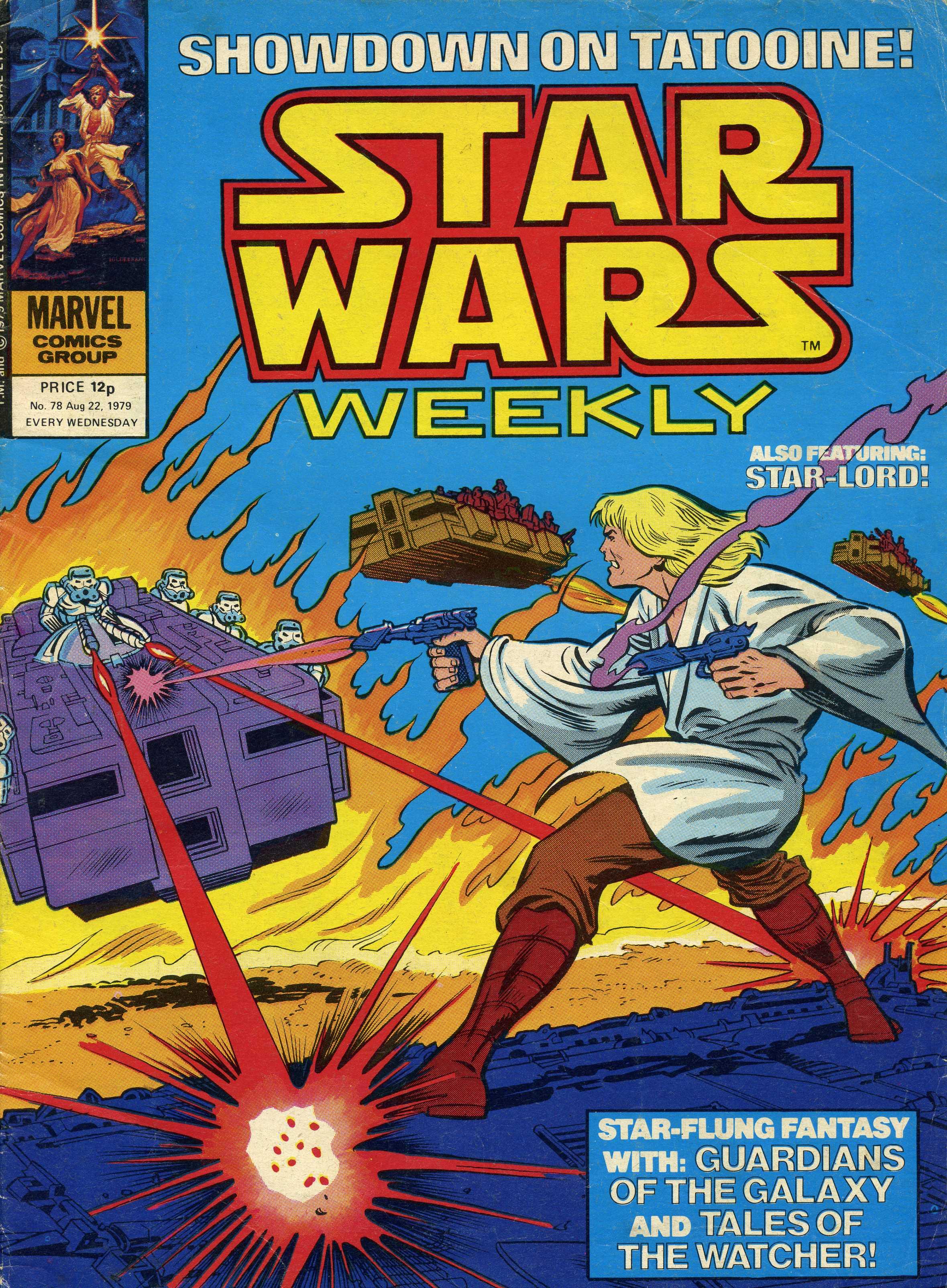 Star Wars Weekly 78