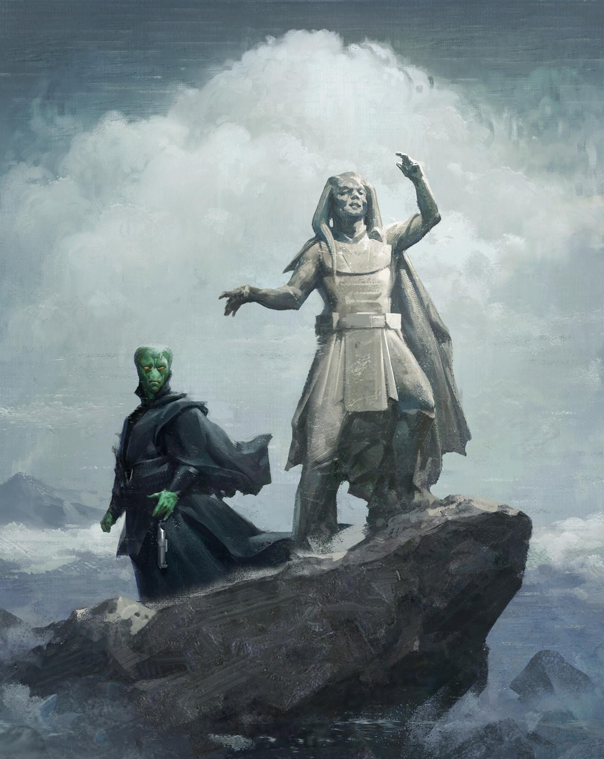 Sith stone ritual