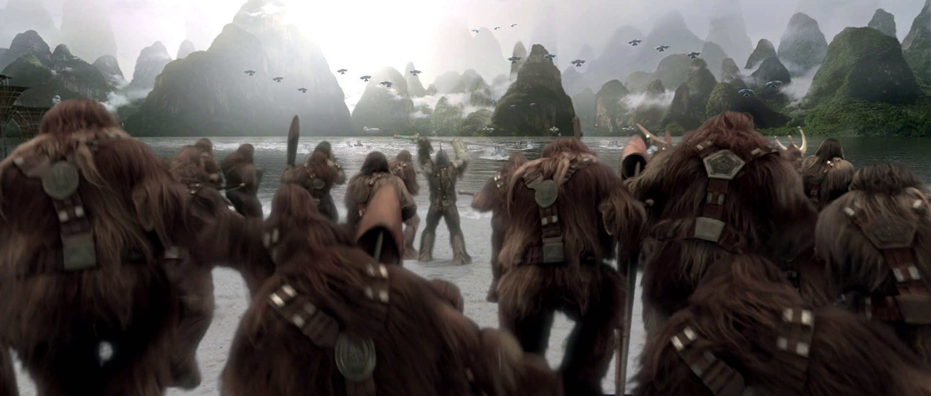 Kachirho Wookiee Militia