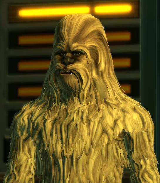 Huntmaster (Wookiee)