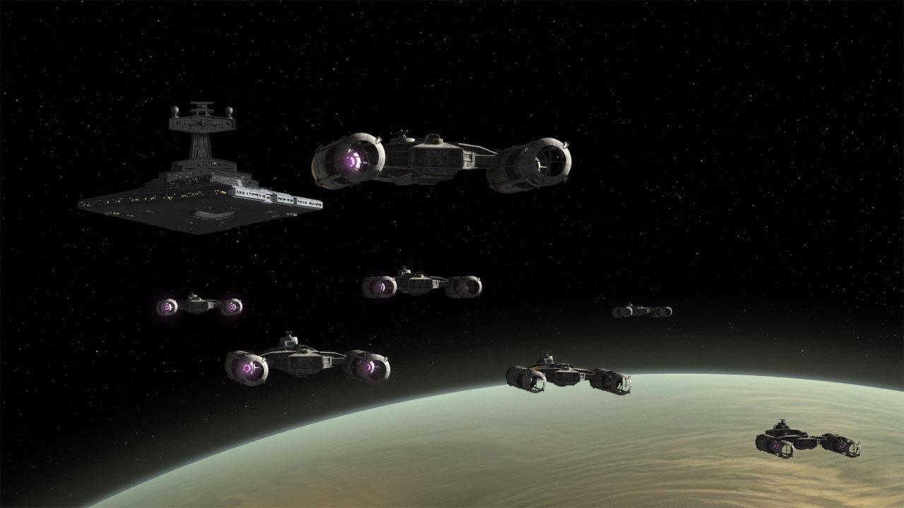 レクレム・ステーションの任務