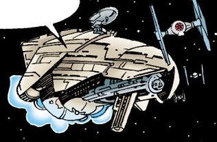 Unidentified Strike-class medium cruiser
