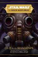 The High Republic Out of the Shadows Target edition cover