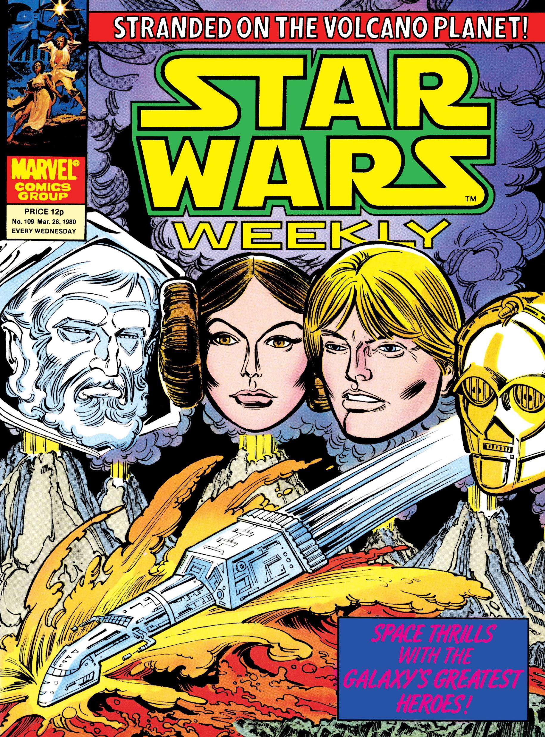 Star Wars Weekly 109