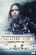 Rogue One novelization French ebook cover