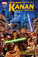 Kanan The Last Padawan 1 Cover
